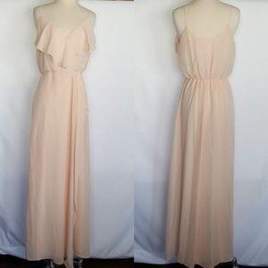 Nouvelle Drew Peony Dress